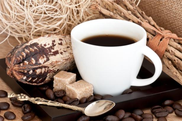 Кофейная композиция кофе Обои кухню (food-0000062)