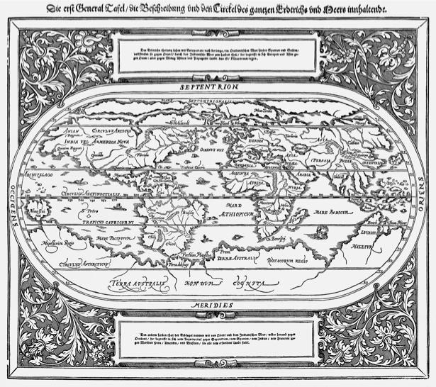 атлас, география, карты, старая карта (map-0000076)