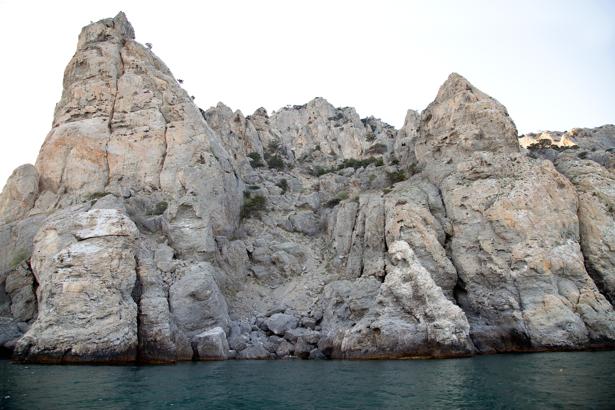 Фотообои море скалы Черное море (sea-0000268)