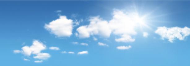 Фотообои небо с облаками Украина (sky-0000026)
