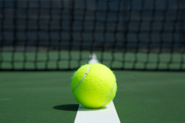 Фотообои теннисный мяч (sport-0000150)
