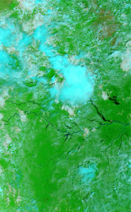 Фотообои планета земля NASA (terra-00011)