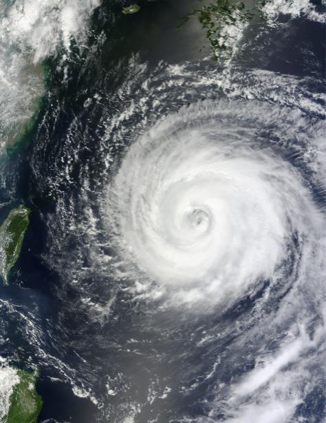 Фотообои 3д спираль атмосферы (terra-00013)