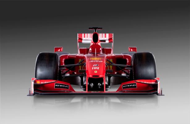 Фотообои гоночный болид  Vodafone McLaren Mercedes (transport-0000097)