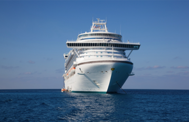 Фотообои морской лайнер (transport-0000168)