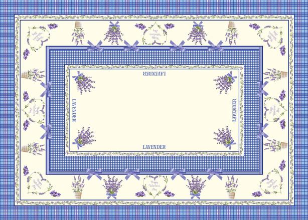 Скатерть Lavender (0195)