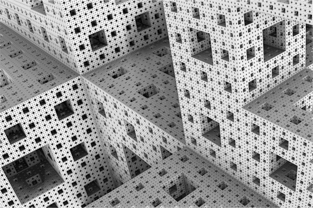 Фотообои в стиле конструктивизм 3D (background-0000012)