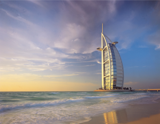 Фотообои Бурдж аль-Араб, Дубаи, отель (city-0000162)