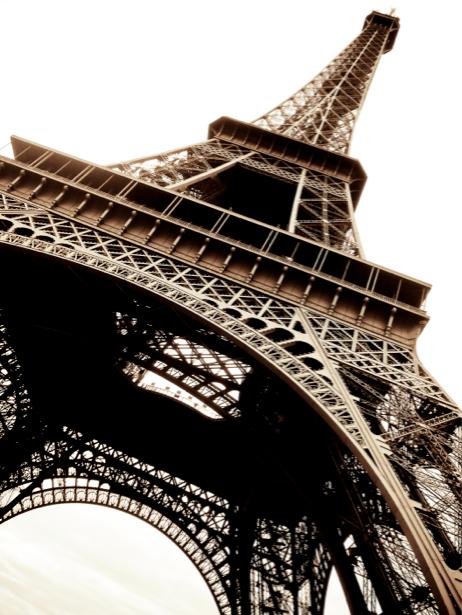 Фотообои Эйфелева башня, Франция (city-0000279)
