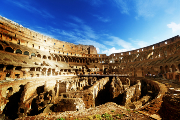 Фотообои Колизей Италия Рим (city-0000404)