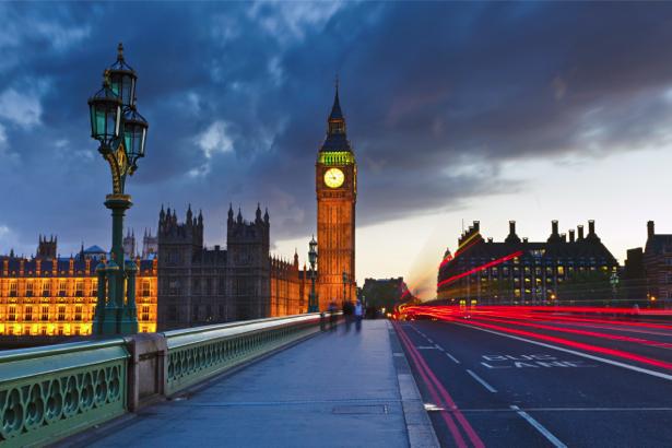 Фотообои Лондон Англия Биг-Бен (city-0000734)