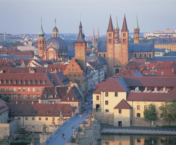 Фотообои Бавария Германия (city-0000980)