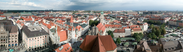 Фотообои Мюнхен мариенплац (city-0001080)