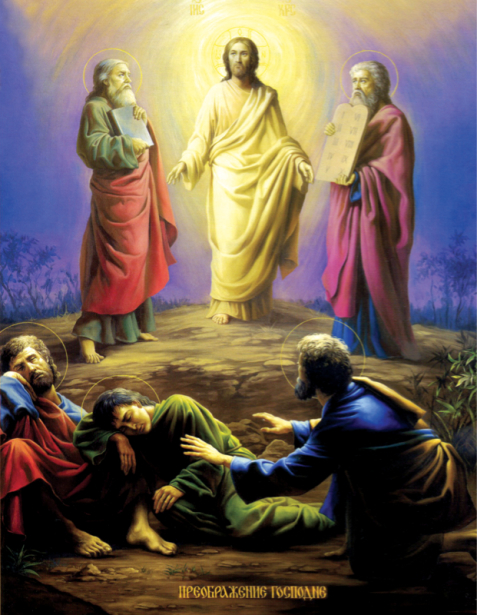 икона Преображение Господне (icon-00054)