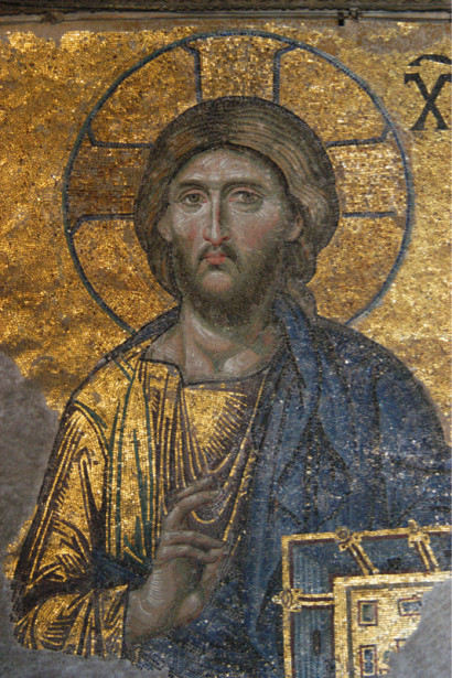Икона Иисус Христос (icon-00102)
