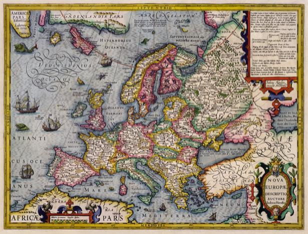 атлас, география, карты, старая карта (map-0000108)