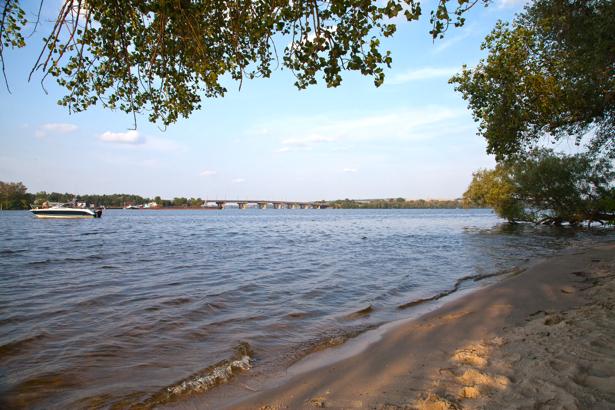 Фотообои река Днепр (nature-0000663)