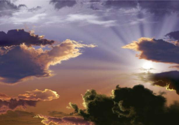 Фотообои вечернее небо (sky-0000128)