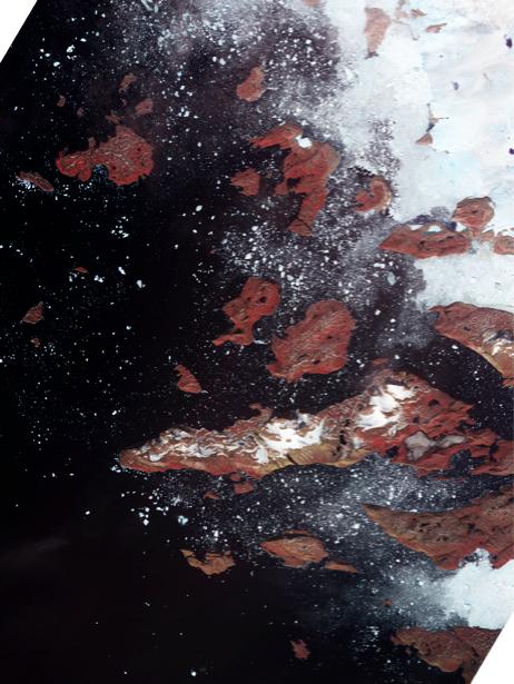 Фотообои 3д осколки (terra-00037)