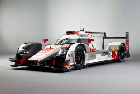 Фотообои транспорт Audi R18 TDI (transport-306)