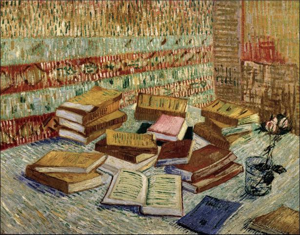 Ван Гог натюрморт (art-0000256)