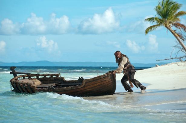 Фотообои Пираты Карибского моря (children-0000091)