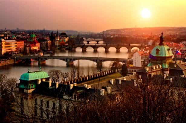 Фотообои Чехия, Прага, архитектура (city-0000106)