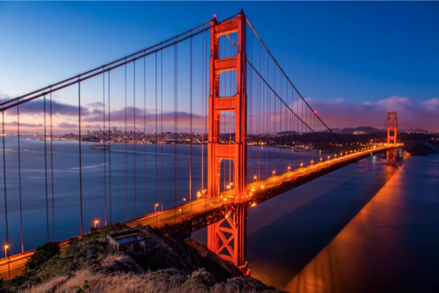 Фотообои Сан-Франциско Америка (city-0000493)