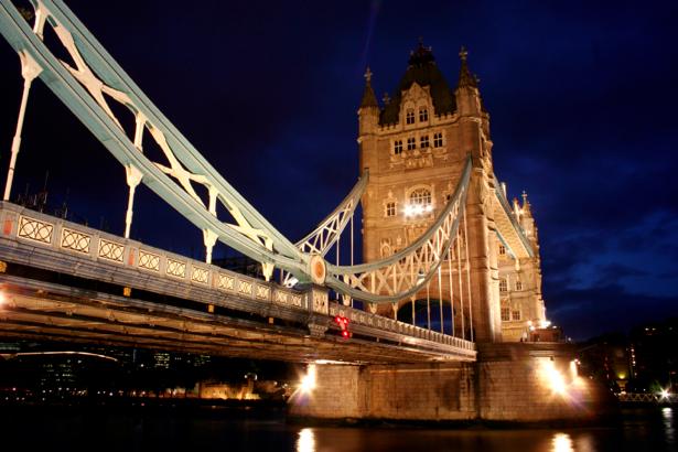Фотообои Англия, Лондон, мост, река Темза, Тауэрский мост (city-0000506)