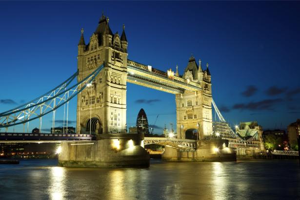 Фотообои Лондон Тауэрский мост (city-0000730)