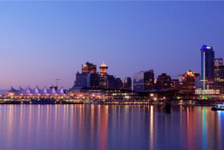 Фотообои Ванкувер Канада (city-0000808)