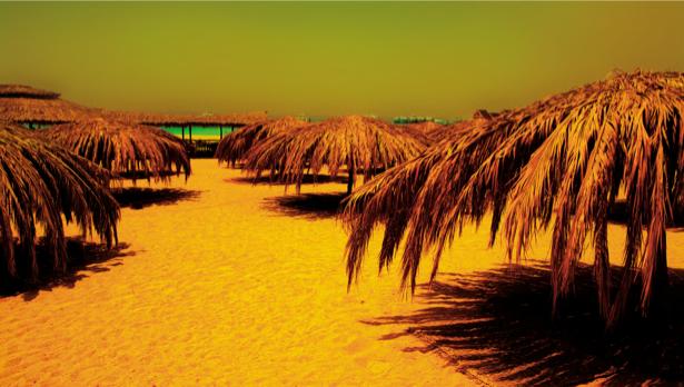 фотообои морской остров Египет (nature-00525)