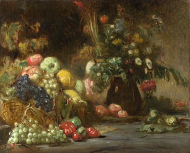 Фотообои Натюрморт с фруктами (still-life-0070)