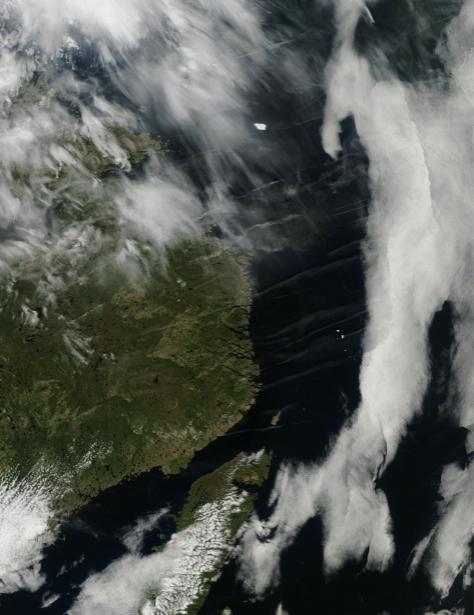 Фотообои 3д облака над облаками (terra-00056)