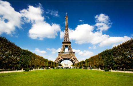 Фотообои Эйфелева башня, Франция (city-0000280)