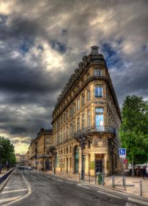Фотообои улицы Парижа город Франция (city-0001327)