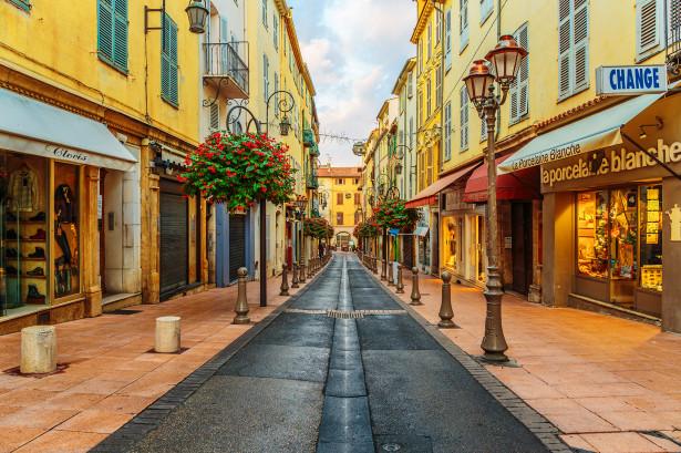 Фотообои по улицам Франции (city-0001417)