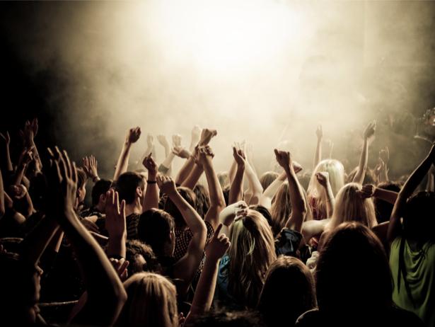 Фотообои концерт руки вверх (glamour-0000193)