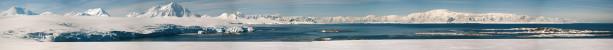 Фотообои горизонтальные горное озеро (nature-00278)