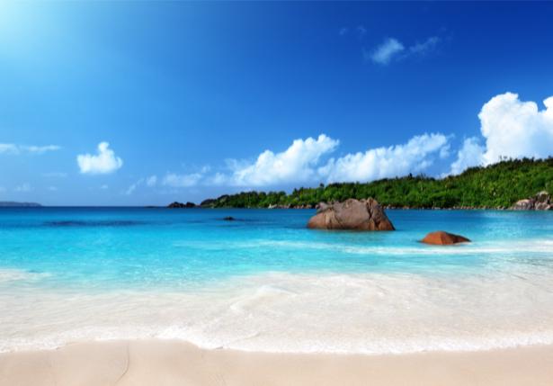 Фотообои море архипелаг Bounty (sea-0000252)