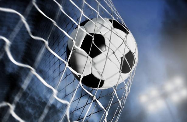 Фотообои мяч сетка (sport-0000022)