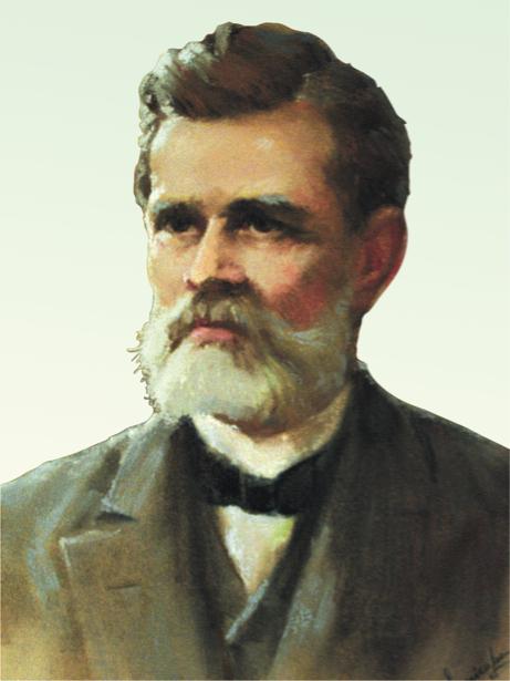 Портрет Ивана Нечуя-Левицкого (ukraine-0164)