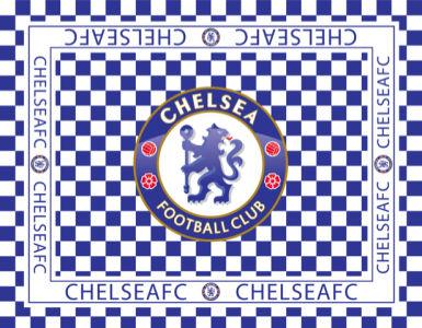 Скатерть Челси FС Chelsea (0055)