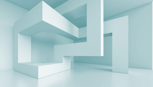 3D фотообои Футурист (3d6)