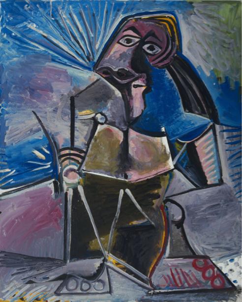 Пикассо, кубизм, сюрреализм (art-0000567)