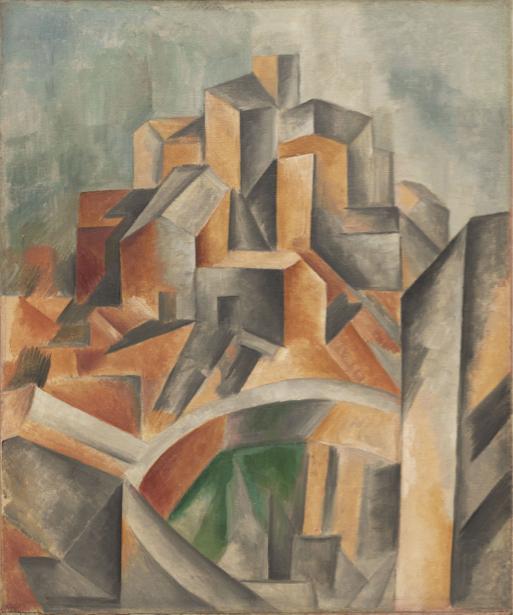 Пикассо, кубизм, сюрреализм (art-0000591)