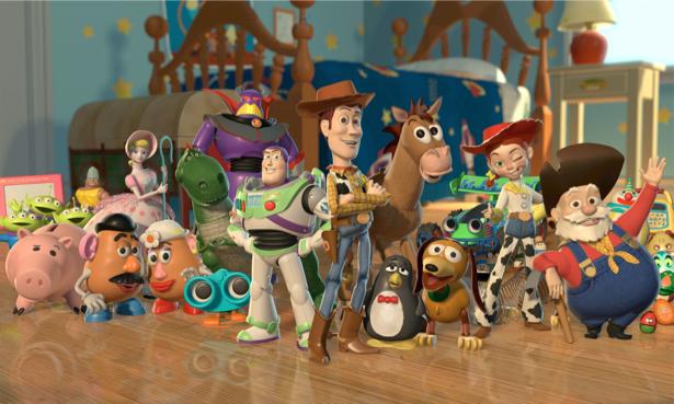 Фотообои История игрушек Toy Story (children-0000071)