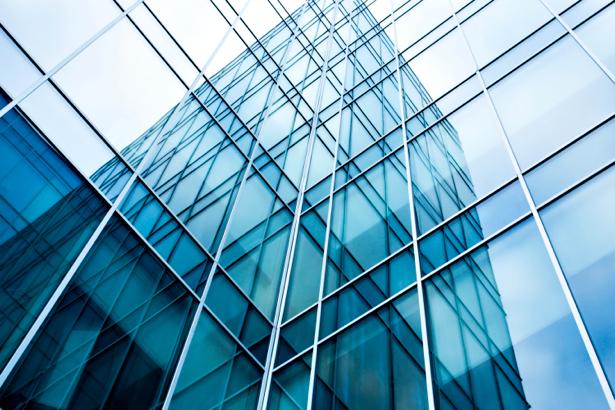 Фотообои небоскребы, архитектура, снизу, мегаполис (city-0000185)