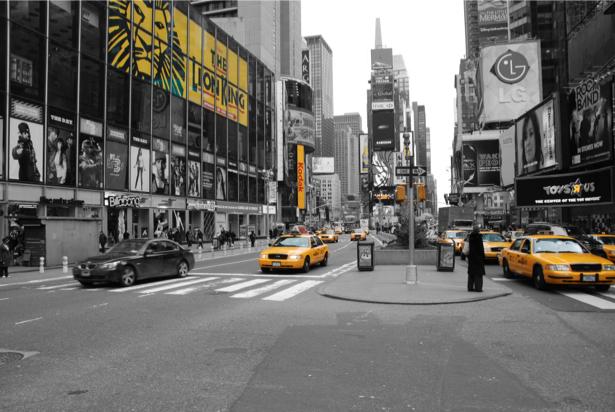 Фотообои Нью-Йорк Америка (city-0000439)