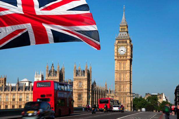 Фотообои Лондон Англия Биг-Бен (city-0000554)
